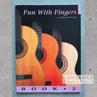 Buku Fun with Fingers Book 2 (by Clifford Cheam)