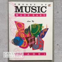 Buku Theory of Music Made Easy Grade 1