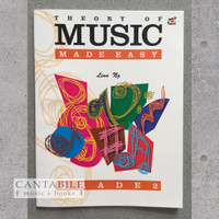 Buku Theory of Music Made Easy Grade 2