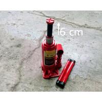 Hydraulic Jack Bottle 5 Ton / Dongkrak Mobil Botol 5 T