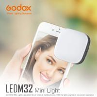 Godox LEDM32 Portable Mini Video Light Mobile Phone Self-Portrait