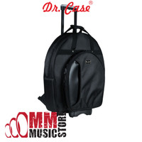Dr. Case Drum Cymbal & Snare Case with Trolly Limited Series