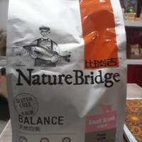 CP Petfood / Nature Bridge small breed Puppy 1.5 kg