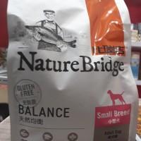 CP Petfood / Nature bridge small breed adult dog 1.5 kg