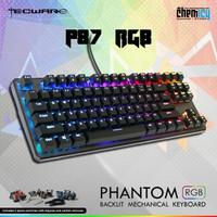 Tecware Phantom P87 TKL RGB Outemu Switch Mechanical Keyboard
