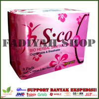 esco pembalut herbal night use