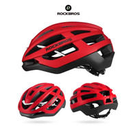 ROCKBROS HC-58 Road Bike Ultralight Helmet - Helm Sepeda - RED