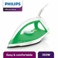 Setrika Philips DIVA GC122/77 Dry Iron Green