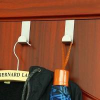 Stainless Door Hook Hanger Gantungan Pintu Kuat Pengait Pintu Baju Han