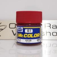Mr. Color 81 Russet lacquer 10 ml