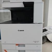 mesin fotocopy warna irc 3020 toner low