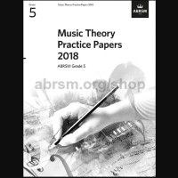 Music Theory Practice Papers/ Model Answers, ABRSM Past Paper Exam