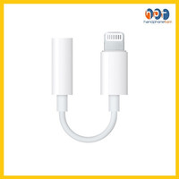 (FD110) Kabel Apple Lightning to 3.5mm Headphone Jack Adapter Iphone 7
