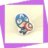 Boneka Bantal Superhiro Avengers Custom (60cm) - K231