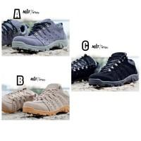Sepatu Boots Safety Pendek Pria Moofeat Handmade Original