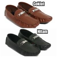 Sepatu Slop/Slip On Pria Kulit Handmade Original