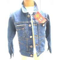 383-384* 3-4 tahun jacket atasan jeans anak cowo cewe murah keren gaul
