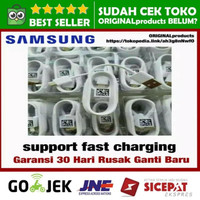 KABEL DATA CHARGER USB TYPE C SAMSUNG A3 A5 A7 S8 S9 PLUS NOTE 8 9 M20