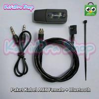 Kabel AUX Female + Bluetooth Suzuki Ertiga SX4 Grand Vitara Swift