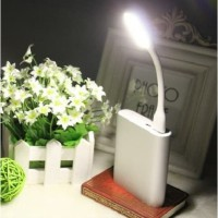 HHM133 - Lampu Baca Belajar LED USB Portable Flexible Lampu Led USB La
