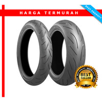 Ban Bridgestone Battlax 150/60-17 S21 Hypersport Tubeless Motor Rear