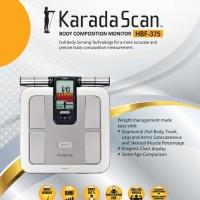 RS OMRON HBF-375 Karada Scan Body Composition Monitor