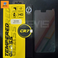 TEMPERED GLASS CR7 XIAOMI NOTE 2