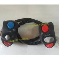 Saklar switch motor sport modifikasi universal vixion Nmax N