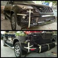 BodyKit Plastik Toyota All New Fortuner TRD Original Thailand