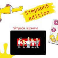 CASE MACBOOK Case CUSTOM SIMPSON SUPREME AIR PRO RETINA 11 12 13 15INC