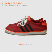 ADIDAS NEO EAST - RED - FACTORY MADE
