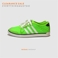 ADIDAS NEO EAST - GREEN - FACTORY MADE