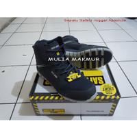 Sepatu Safety Jogger Absolute S1P Navy