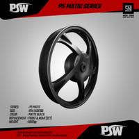 Velg Racing PSW R14 Palang 5 Miring Yamaha Mio Sporty / Mio SMile