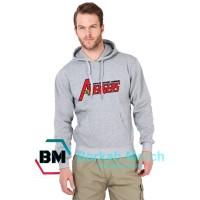 jaket sweater hoodie the avengers - abu misty 01