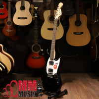 Gitar Listrik Fender Squier Bullet Mustang HH Black