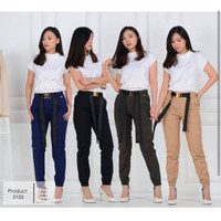 Pants Product Jogger Belt