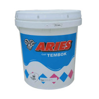 CAT TEMBOK ARIES (20 KG) WARNA PUTIH