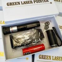 green laser pointer 303 / senter Laser charger VanStar V-303
