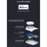 UGREEN USB Apple Watch Magnetic Charging Dock MFi - CD144 - Putih