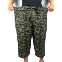 Celana cargo sirwal motif murah Big size