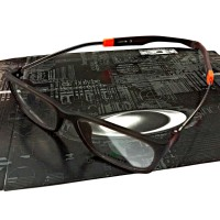 Kacamata Frame Cowok Lacoste Magnet L2868 Brown Model Casual