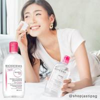 500ml Bioderma Sensibio H2O Micellar Water for Sensitive Skin Cleanser