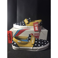 Vans Slip On 47 X David Bowie Brand New In Box With Tag Original