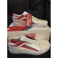 Vans Old Skool x David Bowie White Brand New In Box With Tag Original