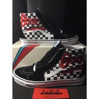 Vans Sk8HI x David Bowie Checkerboard BNIBWT Original