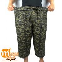 Celana Sirwal Cingkrang Loreng Premium BIG SIZE JUMBO