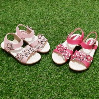Sandal Anak / Accecories Bunga / Wedges / Kids
