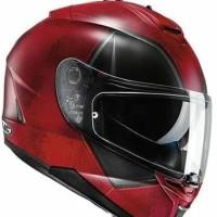 Helm HJC IS-17 Marvel Deadpool