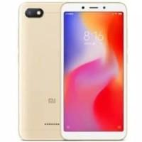 Hp Xiaomi Redmi 6A 3Gb/32GB Garansi Distributor 1 Tahun - Abu-abu Muda